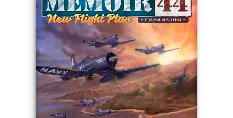 Memoir 44 - New flight plan