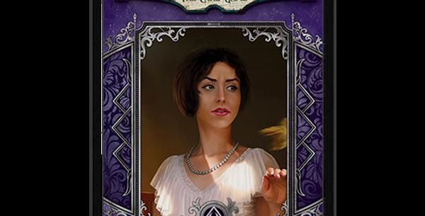 Arkham Horror LCG - Jacqueline Fine investigator starter deck