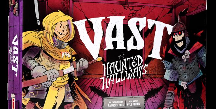 Vast - Mysterious Manor - Haunted Hallways