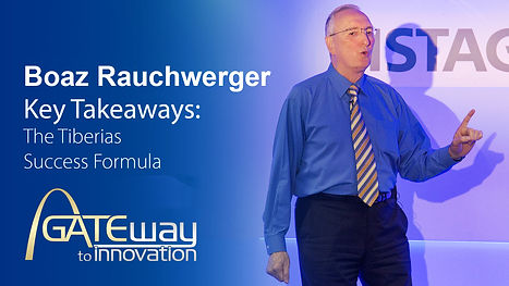 Boaz Rauchwerger to Deliver High-Energy, Action-Oriented Keynote at