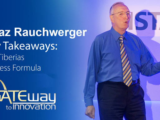 Boaz Rauchwerger to Deliver High-Energy, Action-Oriented Keynote at G2I 2019