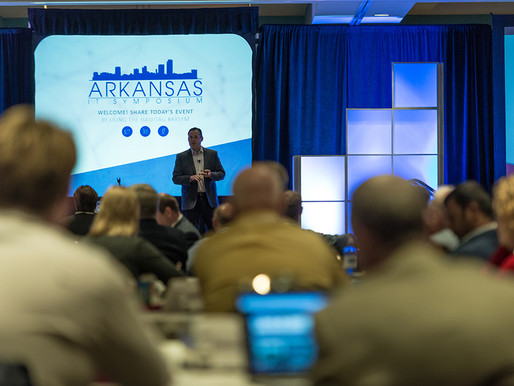 Experience The New Standard Of Networking At A Senior Executive Level At The Arkansas IT Symposium