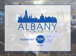 The Albany IT Symposium Is A Single Day IT Conference Giving Local IT Leaders A Chance To Network, K