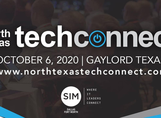 EFM Events And SIM DFW Are Excited To Announce The New North Texas Tech Connect Event Coming To The