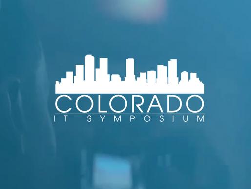 SIM Colorado Hosts the Annual Colorado IT Symposium Bringing Together Over 200 Denver IT Executives