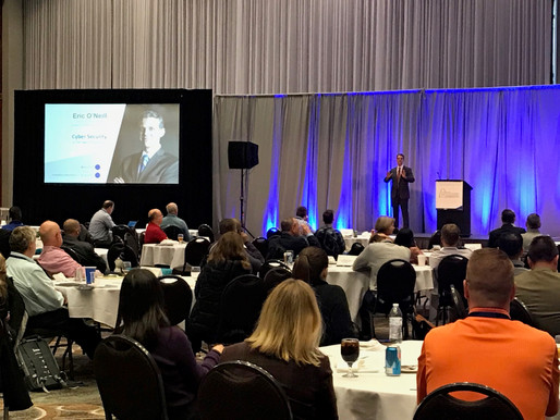 Cybersecurity Risks Draw Nearly 350 IT Executives Symposium More than 165 Organizations Attend Third