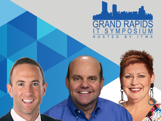 Grand Rapids IT Symposium Will Be Taking Place on May 15, 2018 At The DeVos Place in Grand Rapids, M