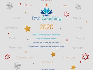 Chers Clients, Visiteurs & Confrères(soeurs) , je vous souhaite une belle année 2020...