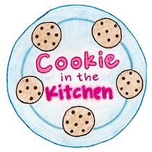 Cookie in the Kitchen logo circa 2011