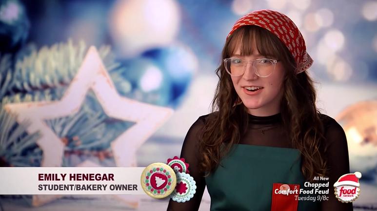 emily henegar christmas cookie challenge