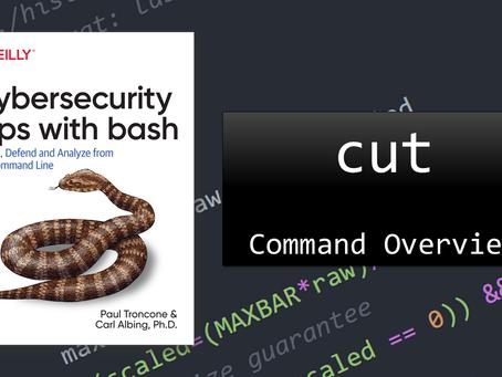 Linux cut Command Overview