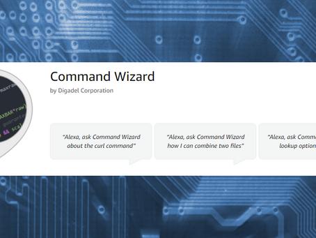 Introducing the Command Wizard Amazon Alexa Skill