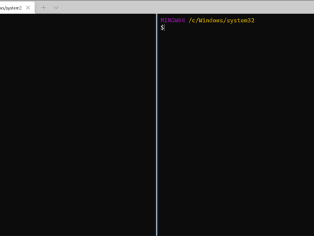 How to Add Git Bash and Cygwin to Windows Terminal