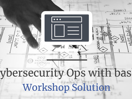 Cybersecurity Ops with bash - Chapter 20 Solutions