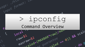 The Ipconfig Command