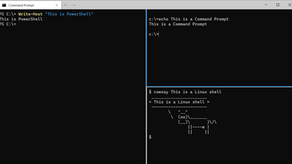 Windows Terminal - One Screen to Rule Them All