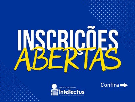 CONFIRA: Estão abertas as inscrições para os cursos extracurriculares