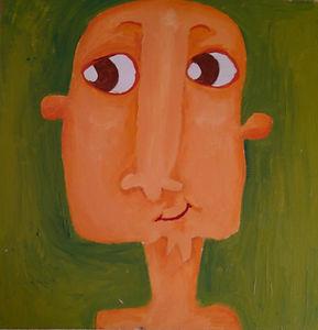 Pepo, boy, man, art