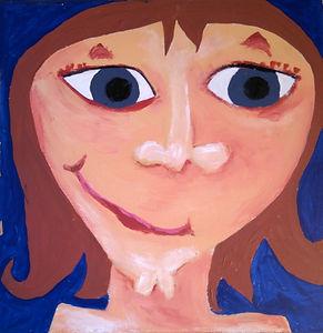 Lisa,illustration, art, girl