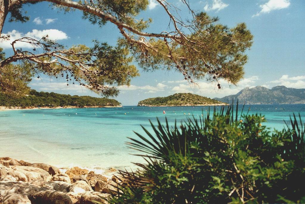 1. formentor beach - Pollenca bay -