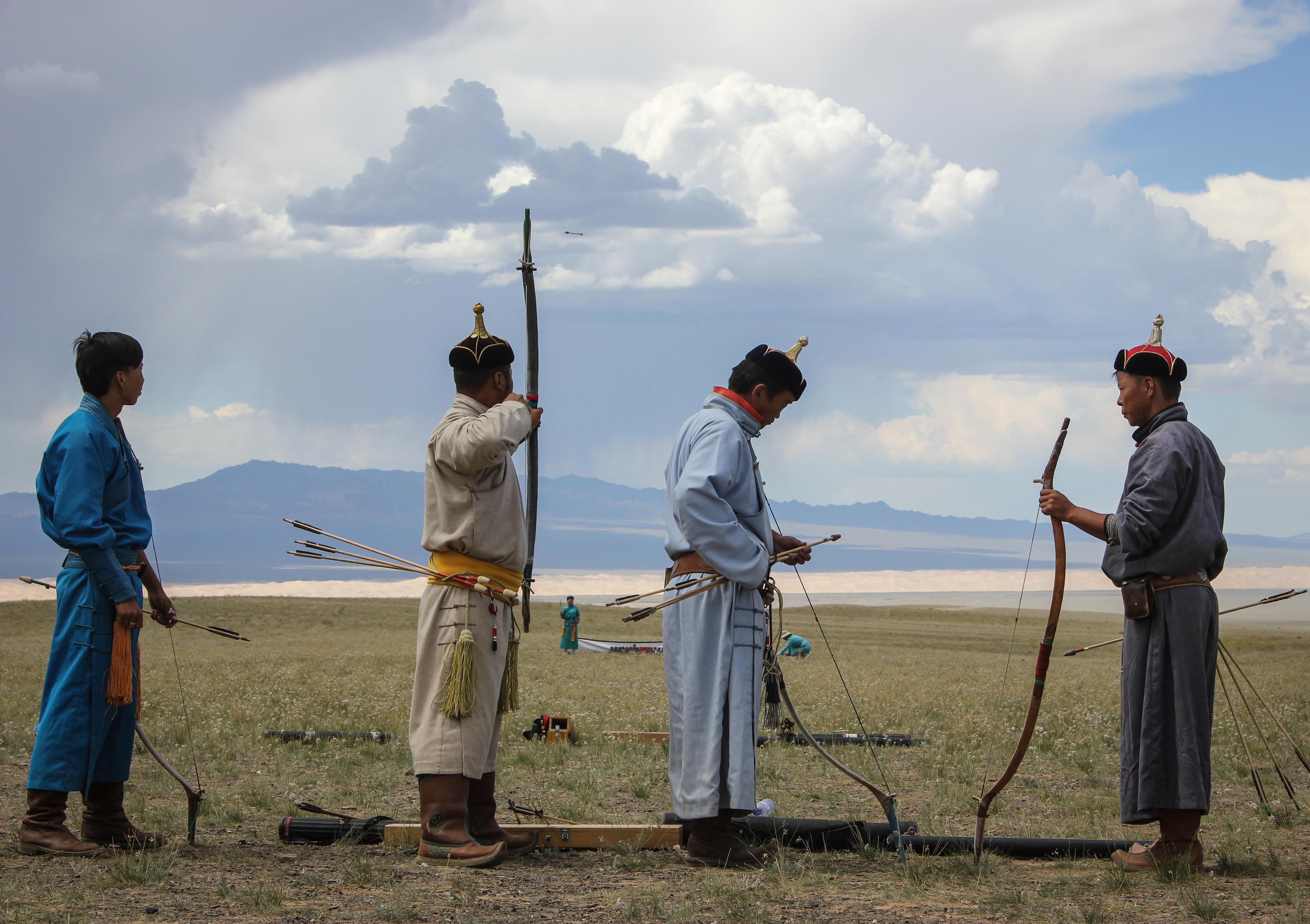 Nadaam Archers