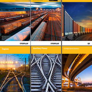 Rail Guide -  Catalog for Caterpillar Rail Engines
