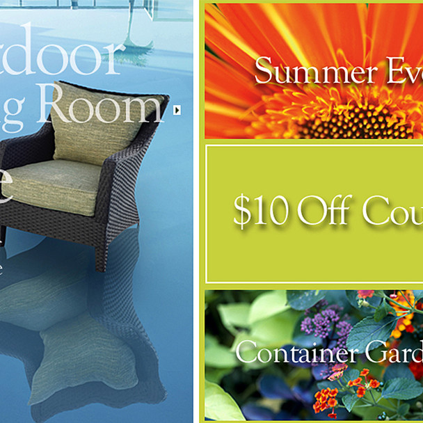 Evite Announcing Summer Events for Green View Companies