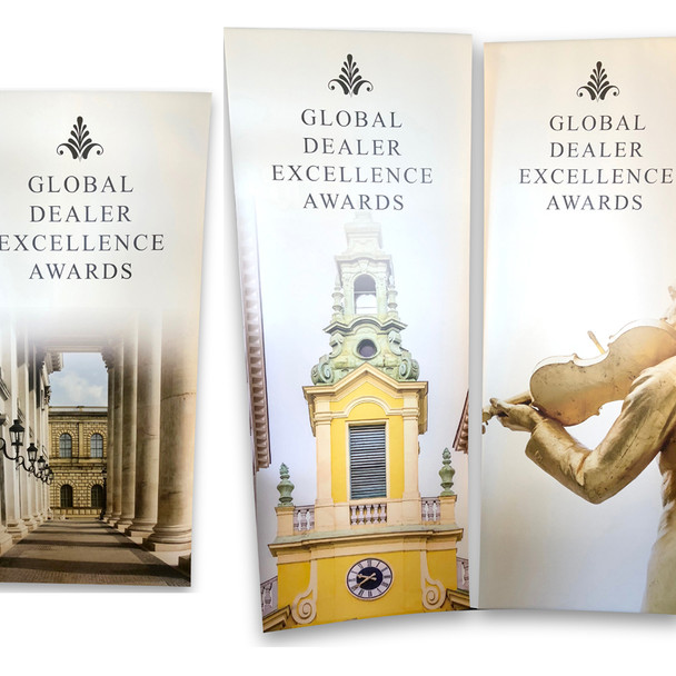 Event Banners for Dealer Excellence Awards