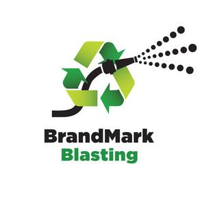 BrandMark Blasting Logo