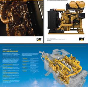 Tier 4 Engine Brochure for Caterpillar