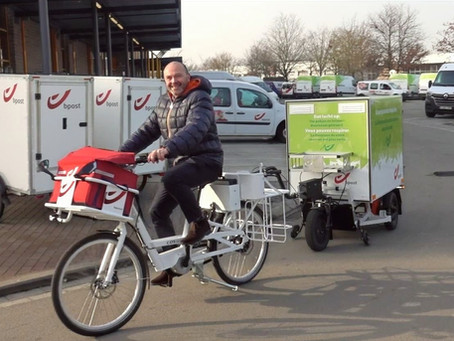 Parcels delivery: Zero CO2 emissions is possible! The postal sector does it!