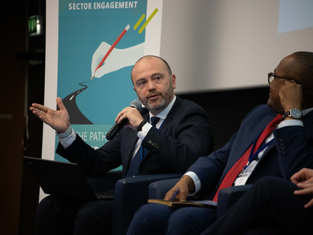 UPU's High-Level Forum on wider postal sector engagement