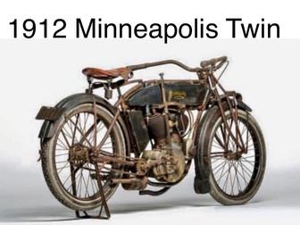 1912 Minneapolis Twin