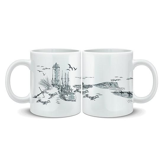 Low Light's Hand Crafted Mug