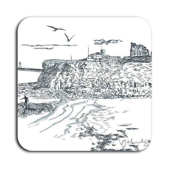 Priory Hand Crafted Coaster