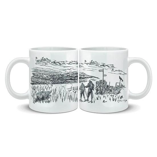 Cheviot's Hand Crafted Mug