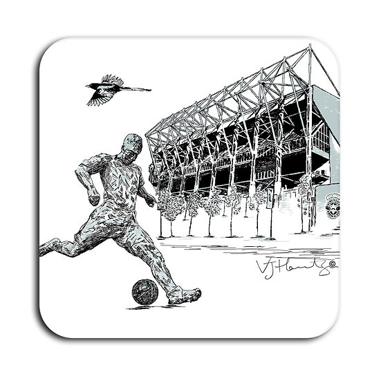 St James Hand Crafted Coaster