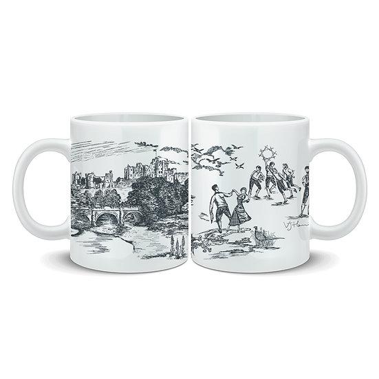Alnwick Hand Crafted Mug