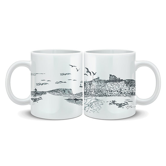 Priory Hand Crafted Mug