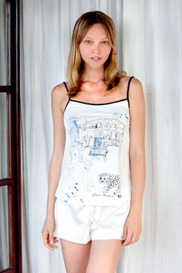 Vogue: Model Look