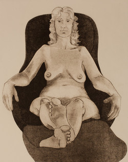 The Black Chair
