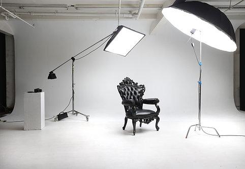 «Rent Studio B - $180/1hr»