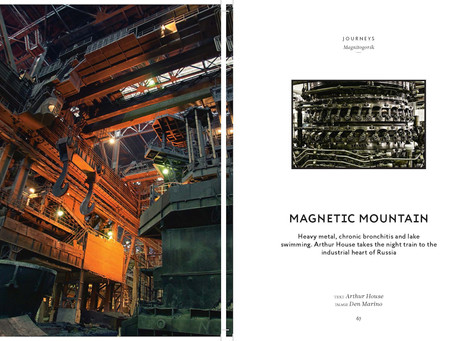 The Calvert Journall. Special print edition: The Annual 2014 - Magnetic Mountain. London