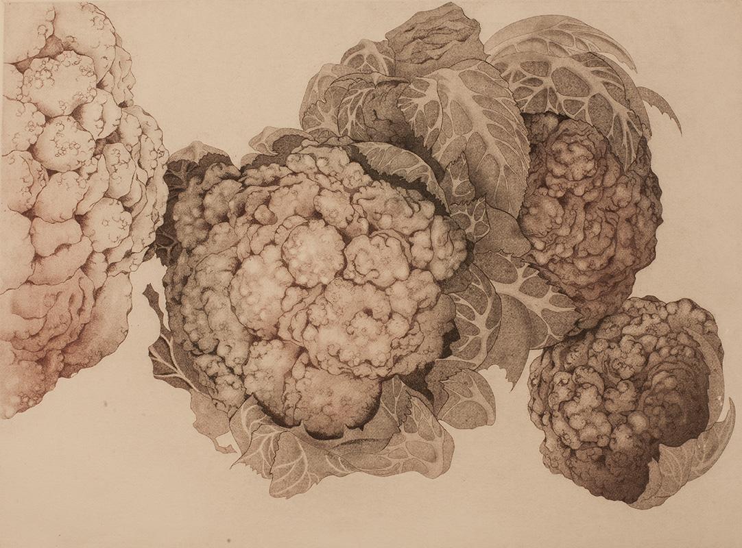 Cosmic cauliflower