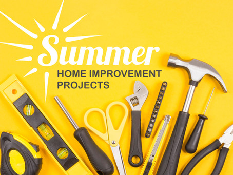 Home Improvement Projects to Add to Your Summer To-Do List