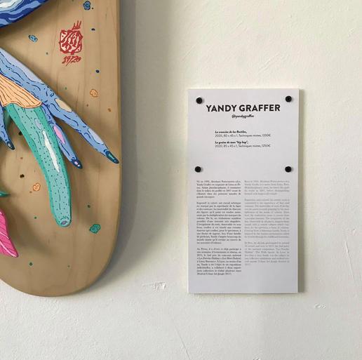 spraying board