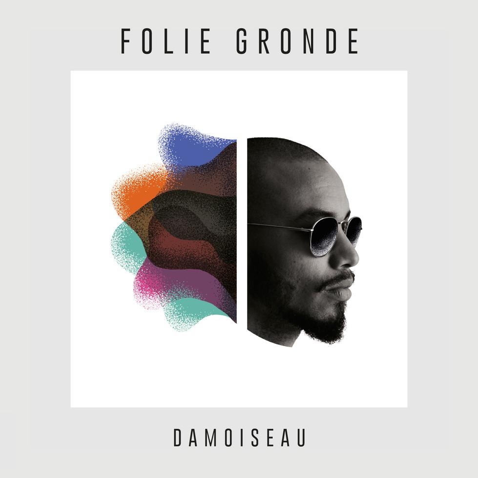 Damoiseau Folie Gronde - pochette avant
