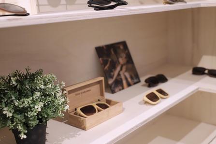 boutique de lunettes