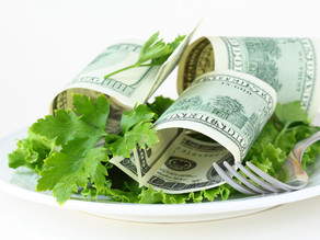 """Week 7: The """"High Cost of Eating Healthy"""" MYTH"""