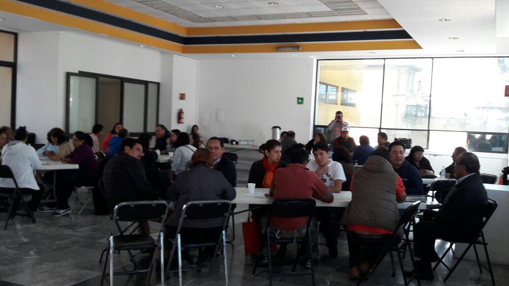 Seminario de Liderazgo Casa cultural zapata
